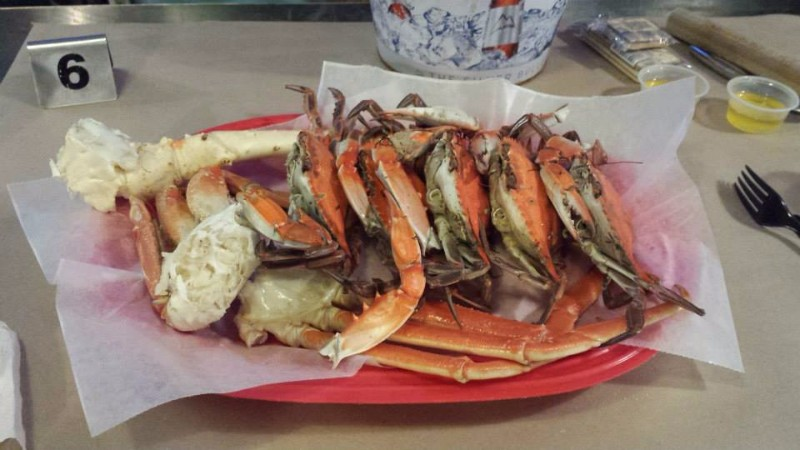 Blue Crabs I Got Your Crabs Kitty Hawk