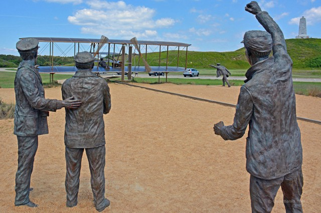 Wright Brothers National Memorial OBX