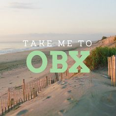 Planning Your OBX Beach Vacation
