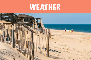 outer banks weather